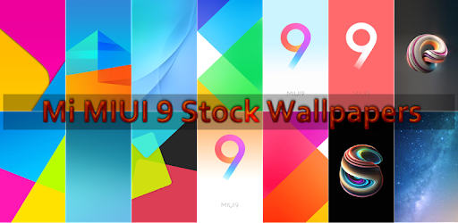 Stock Wallpaper for MIUI 9 - Apps on Google Play