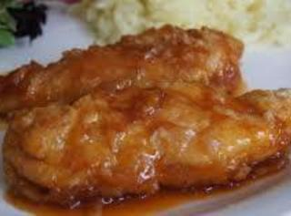Sweet And Sour Chicken Tenders Recipe