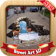 Street Art 3D by medinainc icon