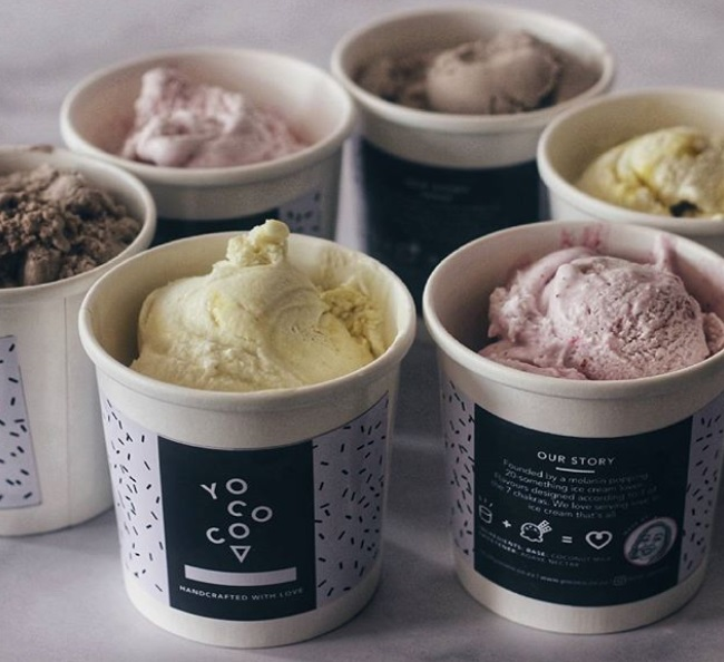 Yococo is available in an array of gourmet flavours.