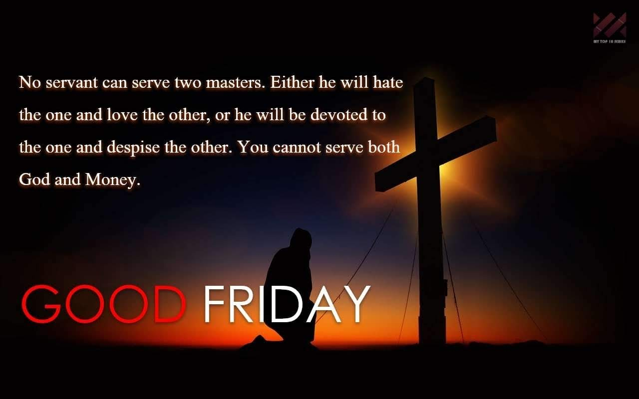 good friday 2018 message #3