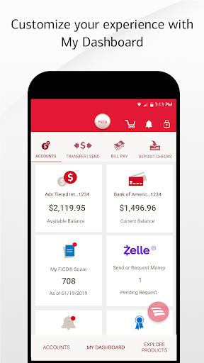 PC u7528 Bank of America Mobile Banking 1