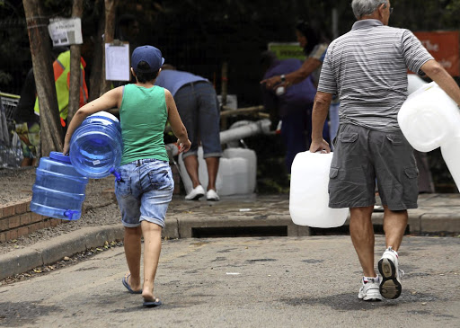 Capetonians of all income levels are coming to terms with the fact that water will soon stop flowing from their taps and they will have to collect their 25-litre daily quota from central points.