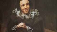'El bufón calabacillas', Velázquez expuesto en Almería.