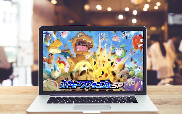 Pokemon Rumble Rush HD Wallpapers Game Theme
