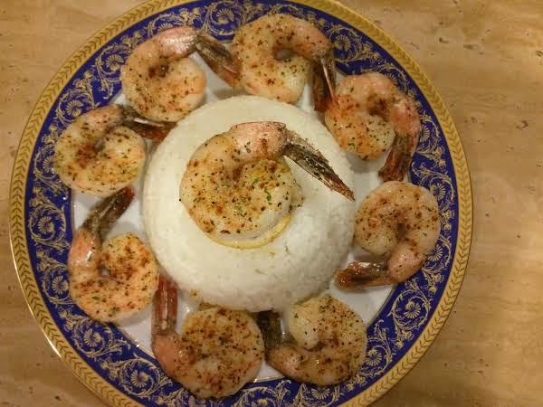 Quick And Easy Lemon Butter Shrimp