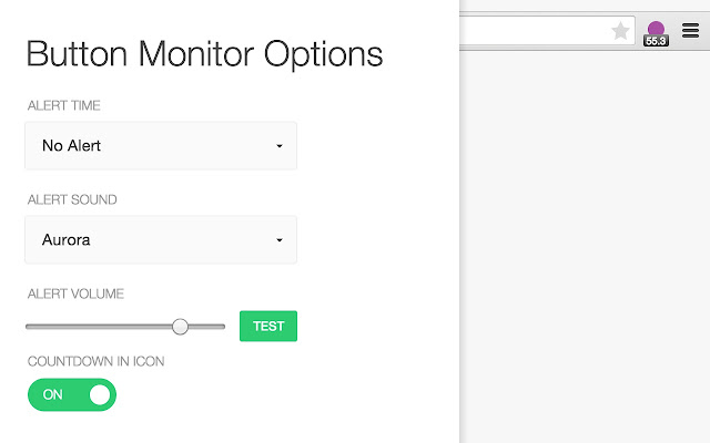 Button Monitor