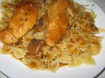 Chicken Marasala
