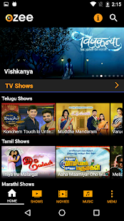 OZEE TV Show Movie Music Video- screenshot thumbnail