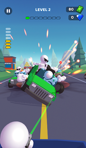 Rage Road screenshot 7