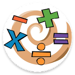 Math for children and adults Icon