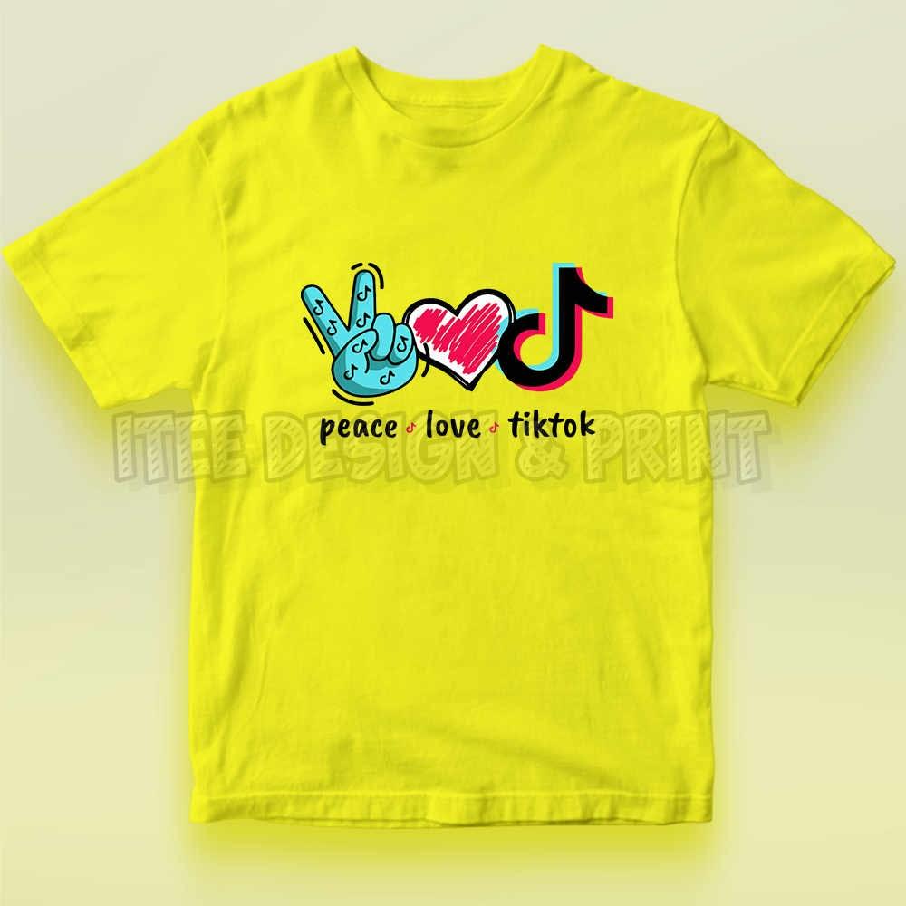 Peace Love TikTok 15