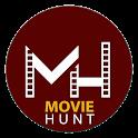 Movie Hunt : Movies & TV Info. Trailers. News. icon