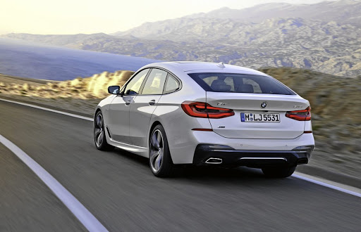 The rear is not as dumpy as before but will still have limited appeal.  Picture: BMW