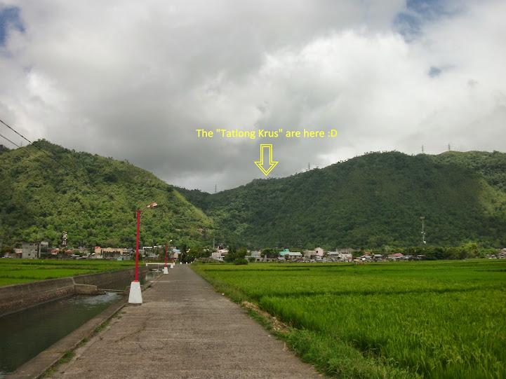 Tatlong Krus, Mt. Humrap, Paete Laguna