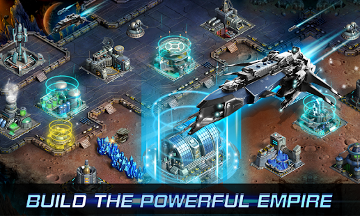 Galaxy Clash: Evolved Empires- screenshot thumbnail