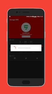 Savage VPN - Free Unlimited VPN - náhled