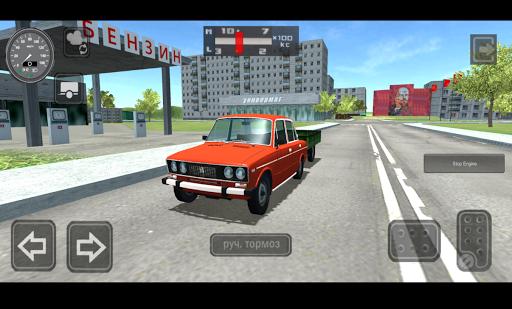 SovietCar: Simulator 6.7.1 screenshots 5