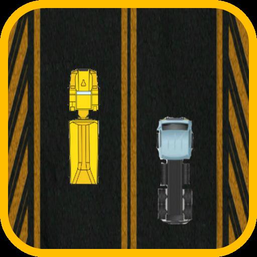 Construction Tractor Racer 賽車遊戲 LOGO-玩APPs