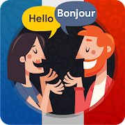Learn French conversation with English