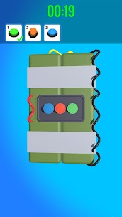 Bomb Defuse 3D – Puzzles from Bomberman 5