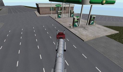 Truck Parking: Fuel Truck 3D