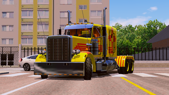 World Truck Driving Simulator 1.162 Mod Apk Download 5
