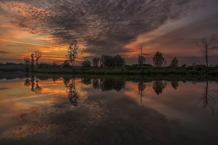 Sunset by Vanja Vidaković - Landscapes Sunsets & Sunrises