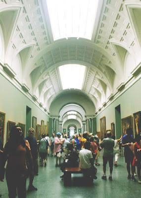 Museo del Prado. di micphotography