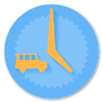 Shuttle bus services schedule - TimeTable Icon