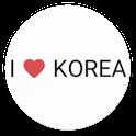 Korea Travel - I LOVE KOREA icon