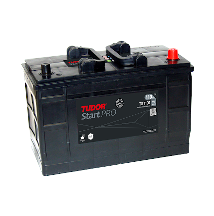 Tudor/Exide batteri 12V/110Ah
