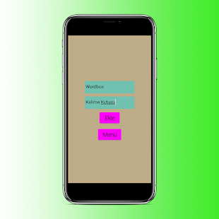Wordbox Screenshot