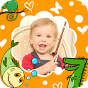 Kids Photo Frames - effects icon