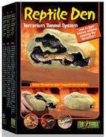 Reptile Den, medium