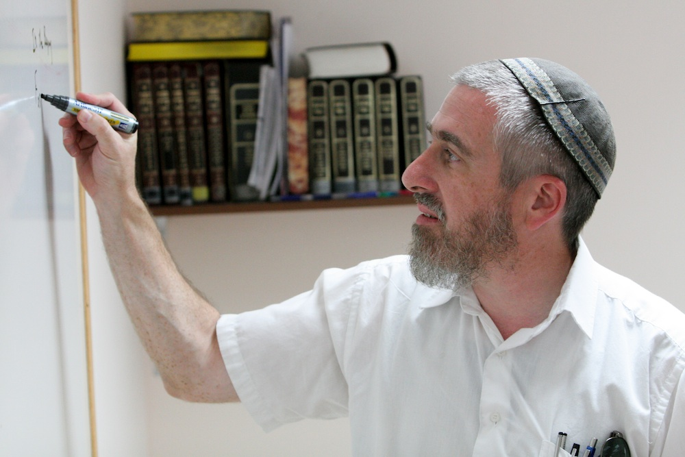 Rabbi Twersky small