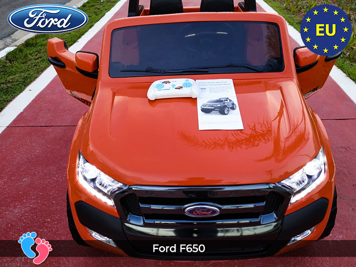Ô tô điện Ford Ranger DK-F650 7