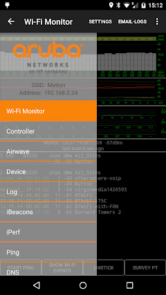 Best android apps for iperf - AndroidMeta
