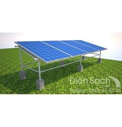Hệ thống điện mặt trời công suất 1000W