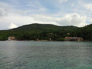 Photo: Chindonan Island Resort, Palawan, Philippines.