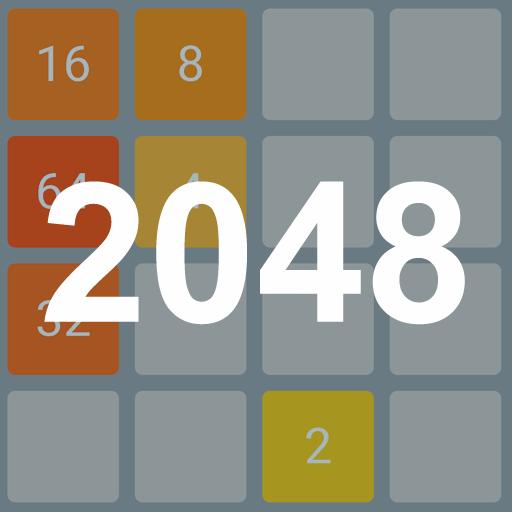 解谜の2048 パズル LOGO-記事Game