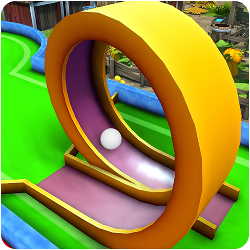 Mini Golf Multiplayer Game - Cartoon Forest file APK for Gaming PC/PS3/PS4 Smart TV
