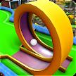 Mini Golf Multiplayer Game - Cartoon Forest APK
