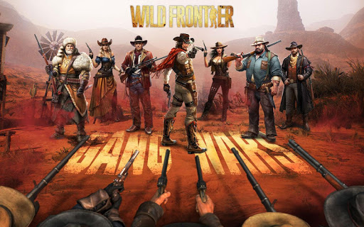 Wild Frontier filehippodl screenshot 1