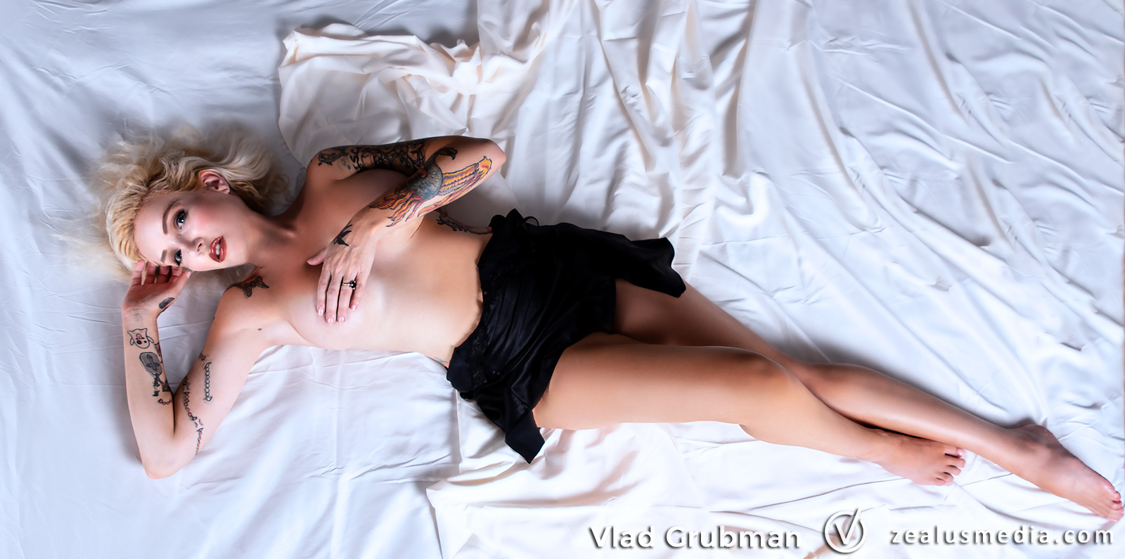 A Male Boudoir Photographer – Vlad Grubman