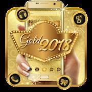 App Luxury Gold 2018 Launcher Theme APK for Windows Phone