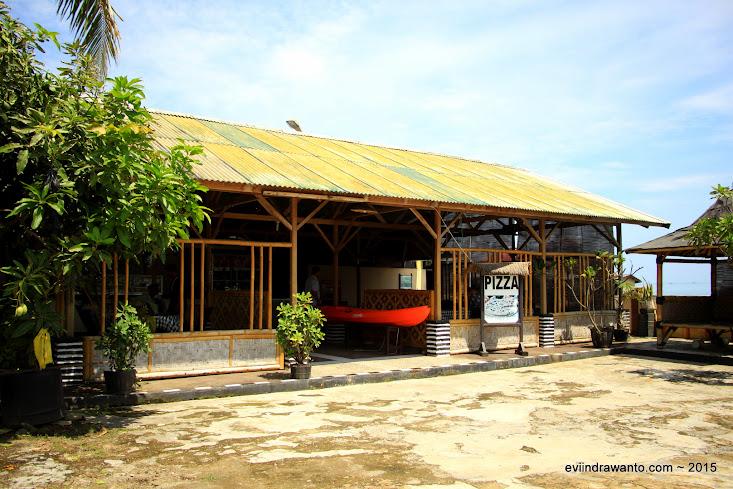 Wisata Kuliner Dapoer Basisir pelabuhan ratu