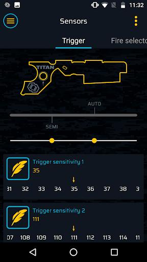 GATE Control Station (GCS) screenshots 4