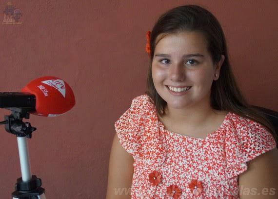 Entrevistas a Candidatas infantiles a Cortes de Honor. La Saïdia. #Elecció19