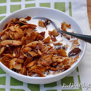 Low Calorie Homemade Granola Recipes